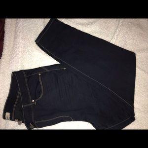 Blue spice jeans size 18